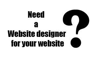 need-a-website-designer